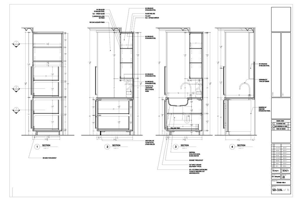 Shop Drawings Services NYC – Stone & Tile, HVAC-Air     | Millwork