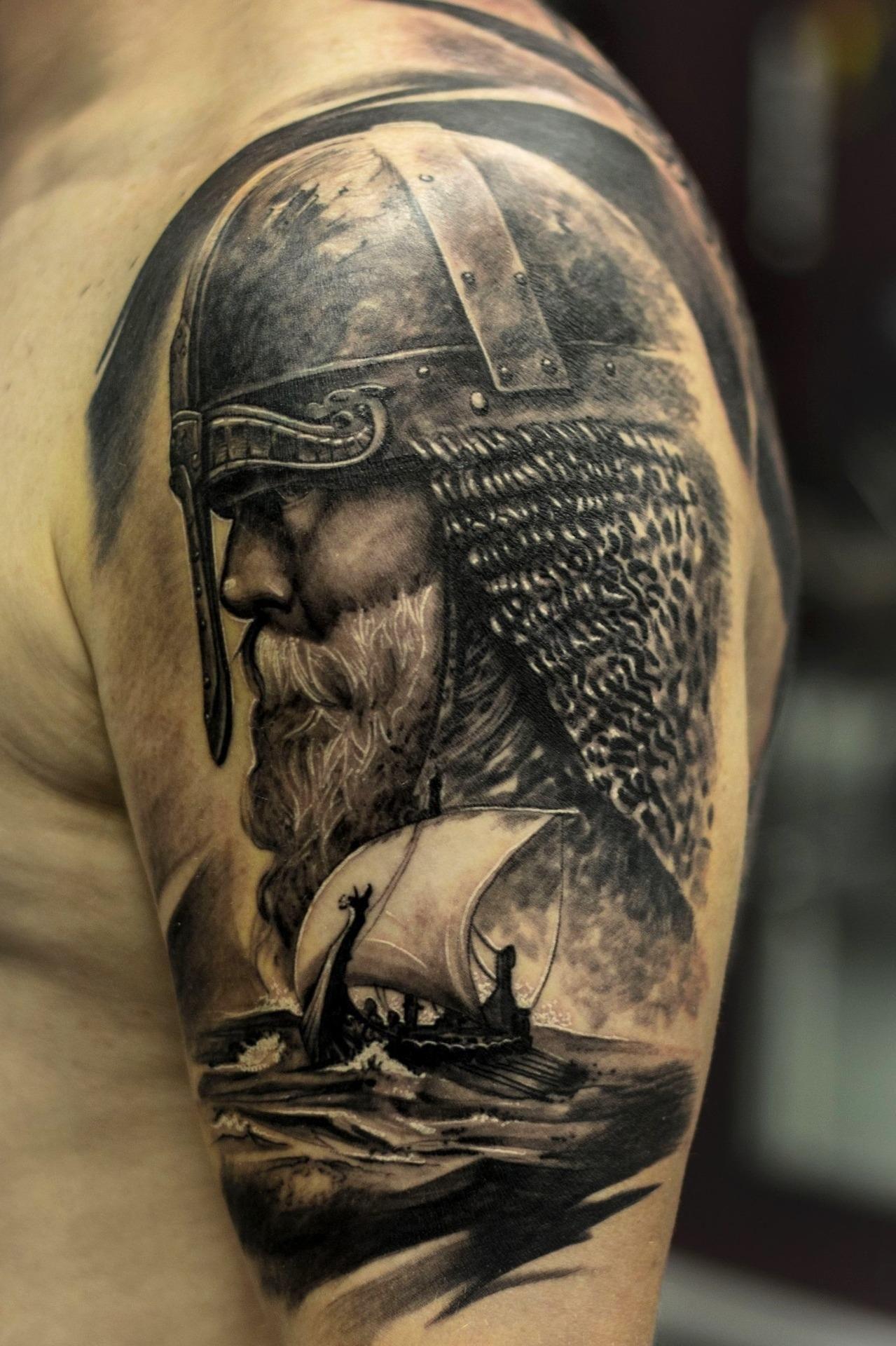 тату викингов фото и их значение детали этой