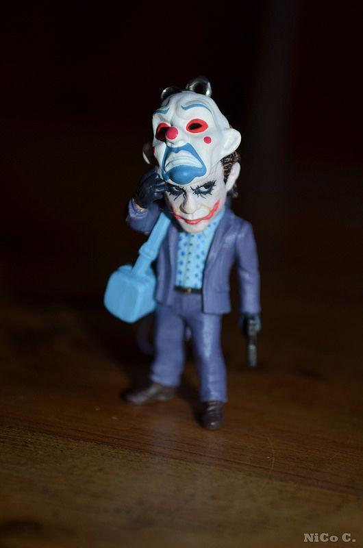Joker The Dark Knight Mini Figure