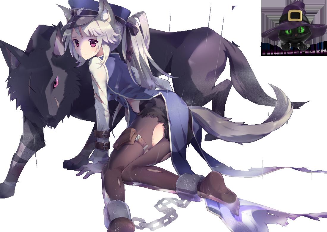 Anime Wolf Girl Warrior Google Search Anime Wolf Girl Anime Wolf Anime