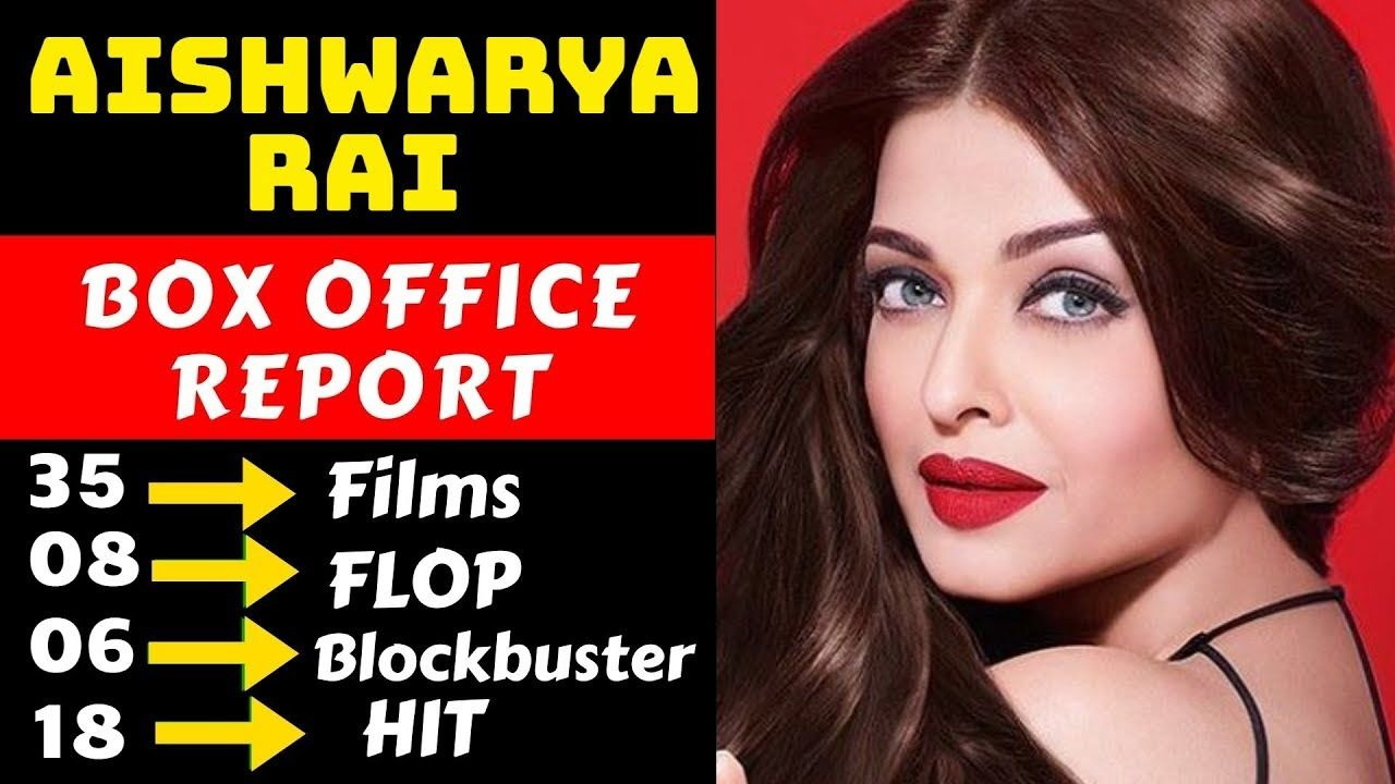 Aishwarya Rai Hit And Flop All Movies List With Box Office Collection An Movie List Crime Movies Romantic Drama Film