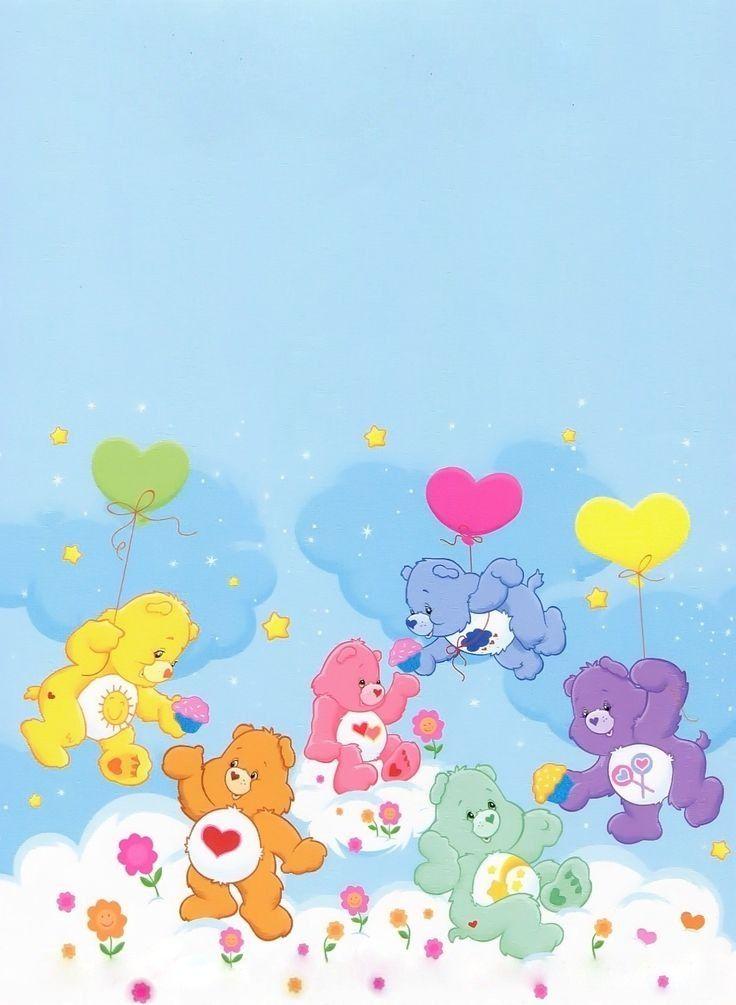 funshine bear  tenderheart bear  love