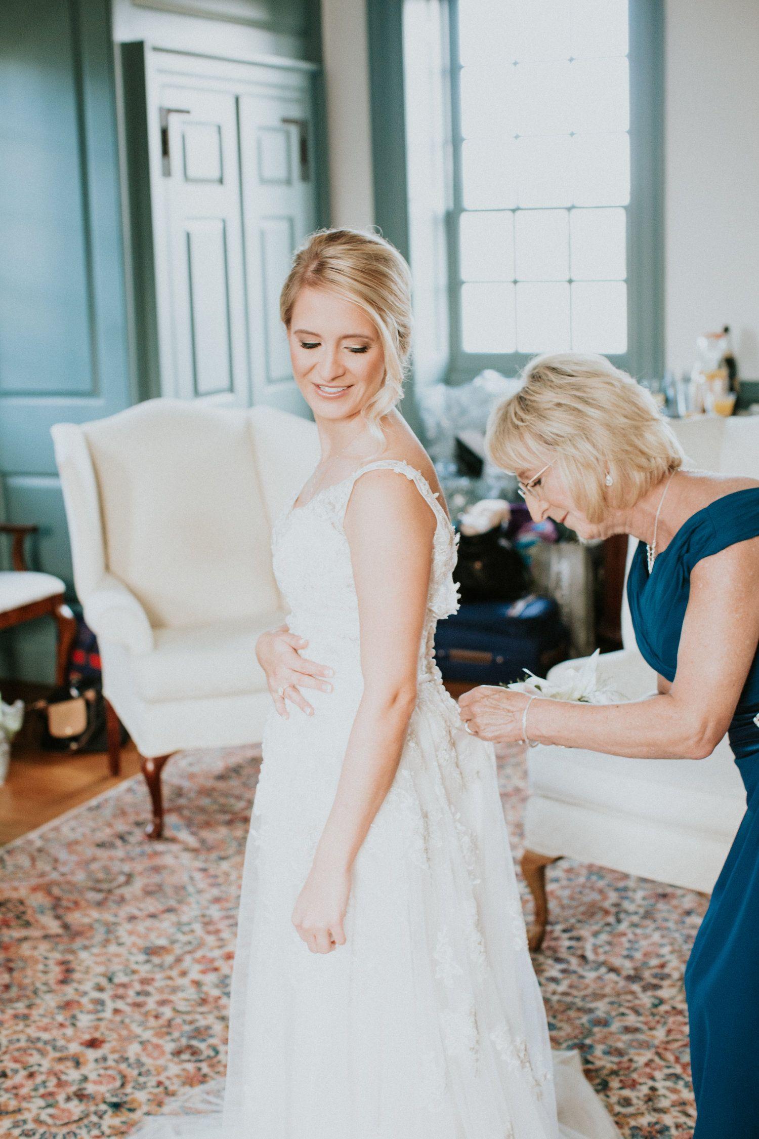 Dulany's Overlook Wedding Frederick Maryland Jessica