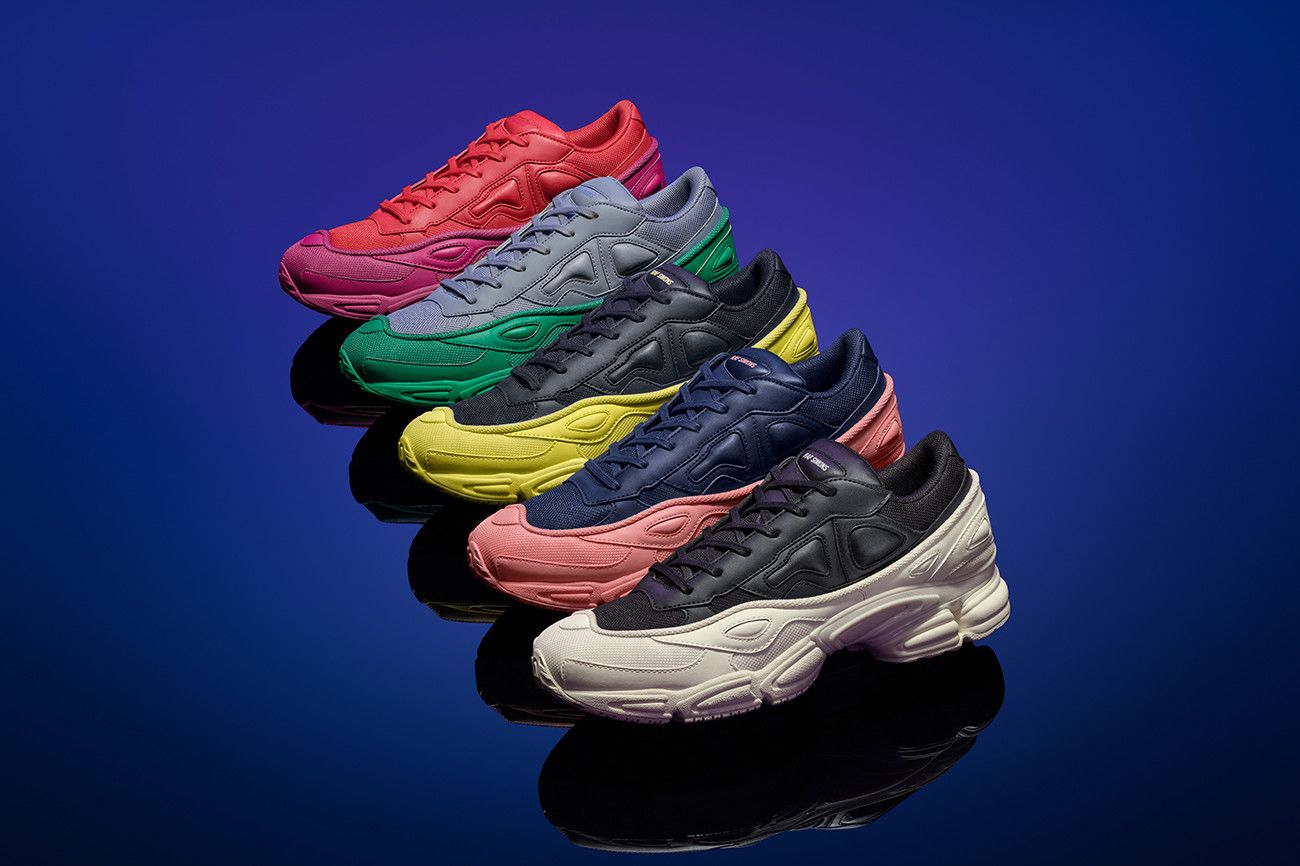 best cheap thoughts on sports shoes Raf Simons projektuje nowe wersje butów adidas Ozweego | Raf ...