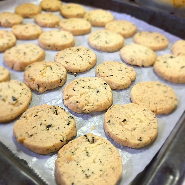 無性に紅茶のお菓子が食べたくなる時が… - 19件のもぐもぐ - 紅茶のクッキー by RYKmom