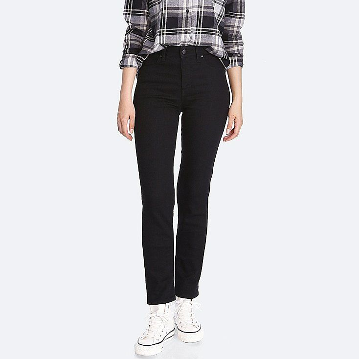 f48a111ac5 Women high-rise slim-fit jeans (online exclusive) | clothing, shoes ...