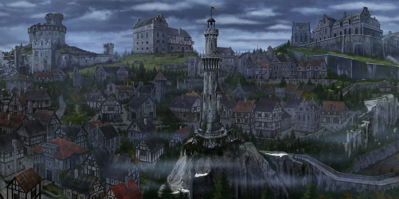 17 Best images about Visions of Westeros and Beyond on Pinterest ...