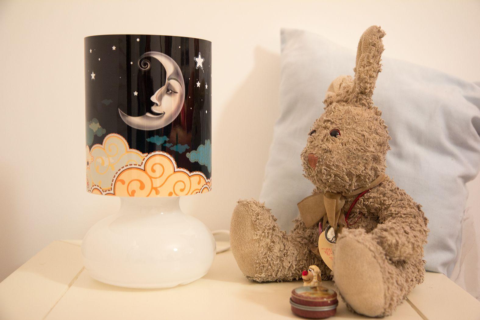 zaubere dir ein schnes nachtlicht fr kinder mit unserem backlit und der ikea lykta lampe - Ikea Lampe Kinder