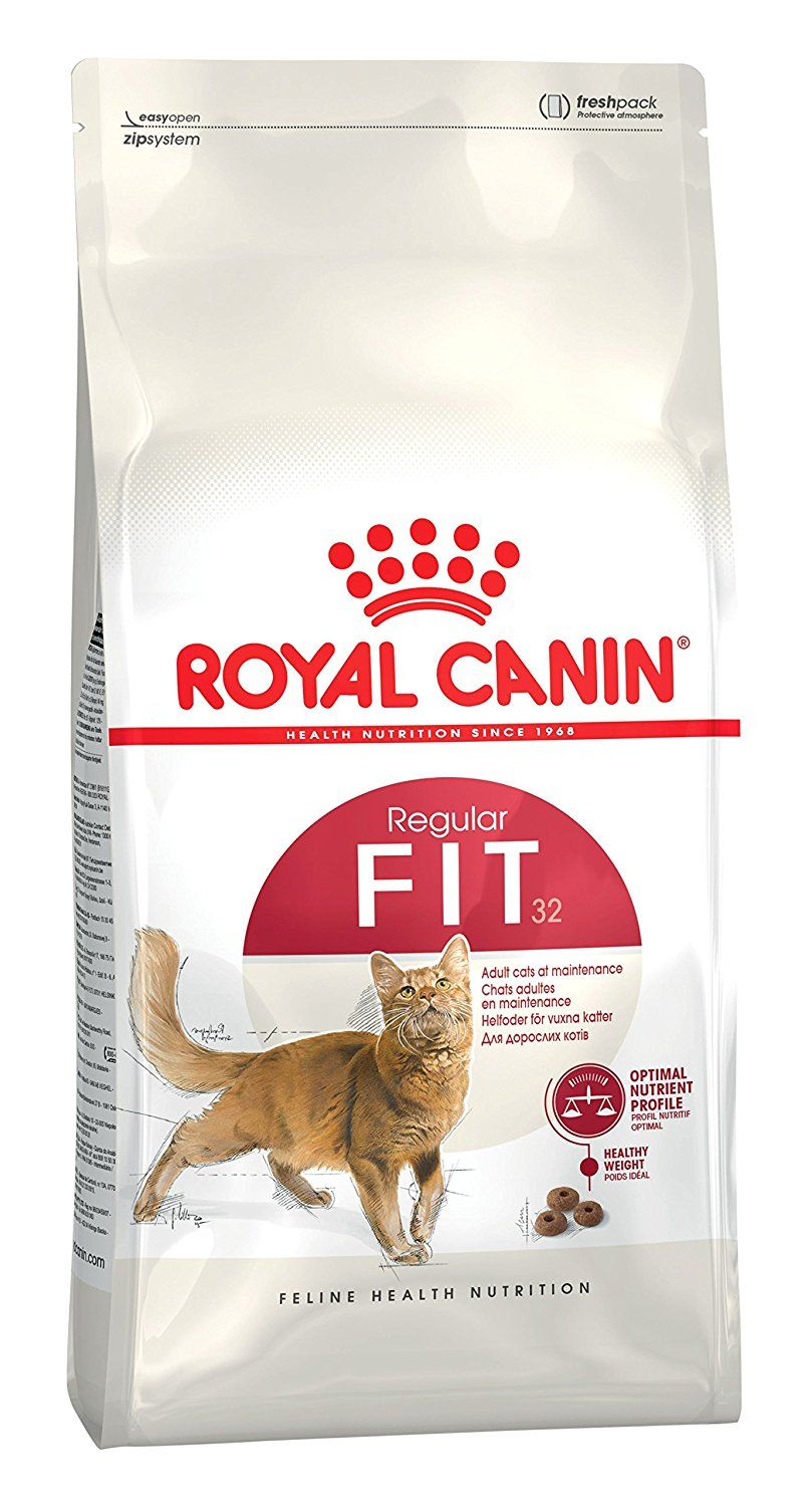 Royal Canin Adult Complete Fit Cat Food With Poultry 2kg