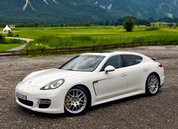 First Drive 2010 Porsche Panamera A 4 Door Sedan 78 Years In The Making Porsche Panamera Porsche Panamera Turbo Sedan