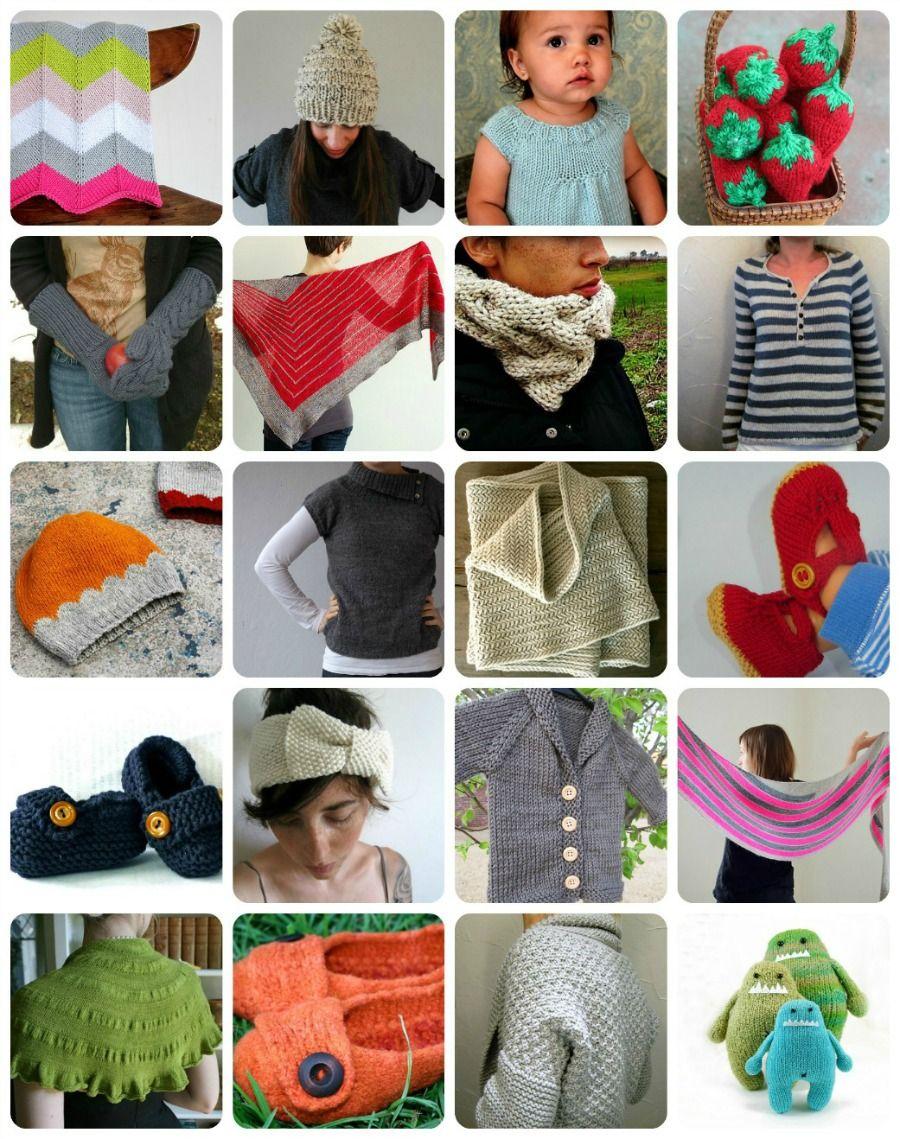 easy-intermediate-knitting-patterns.jpg 900×1,139 pixels | Crafts ...