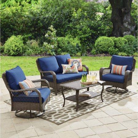Patio Garden Patio Furniture Conversation Sets Outdoor Patio