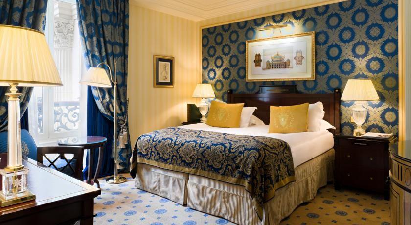 Booking.com: Hotel InterContinental Le Grand - París, Francia