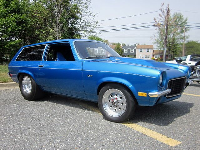 1972 Chevy Vega Kammback Chevy Muscle Cars Chevrolet Vega Chevy