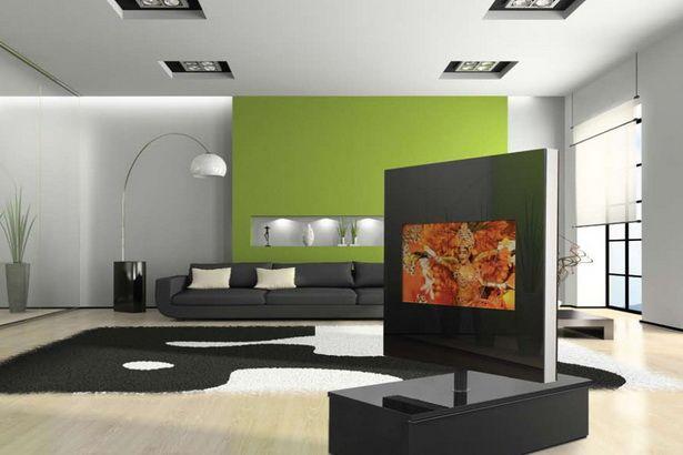 Wohnidee Wohnzimmer Modern