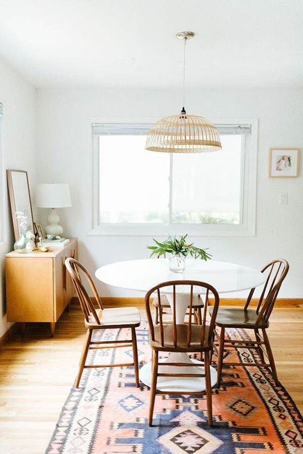 Room Decorate The Dining According To Feng Shui 1
