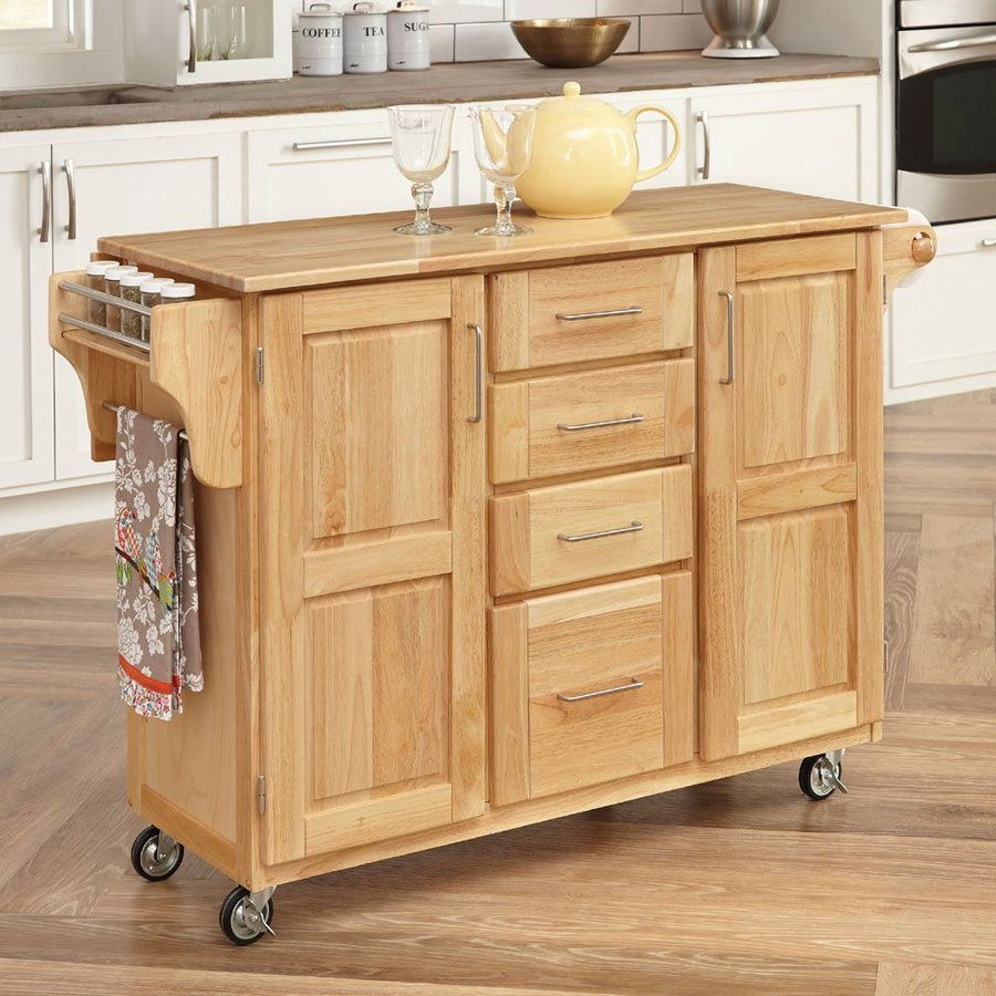 Best Home Styles Brown Scandinavian Kitchen Carts Kitchen 640 x 480