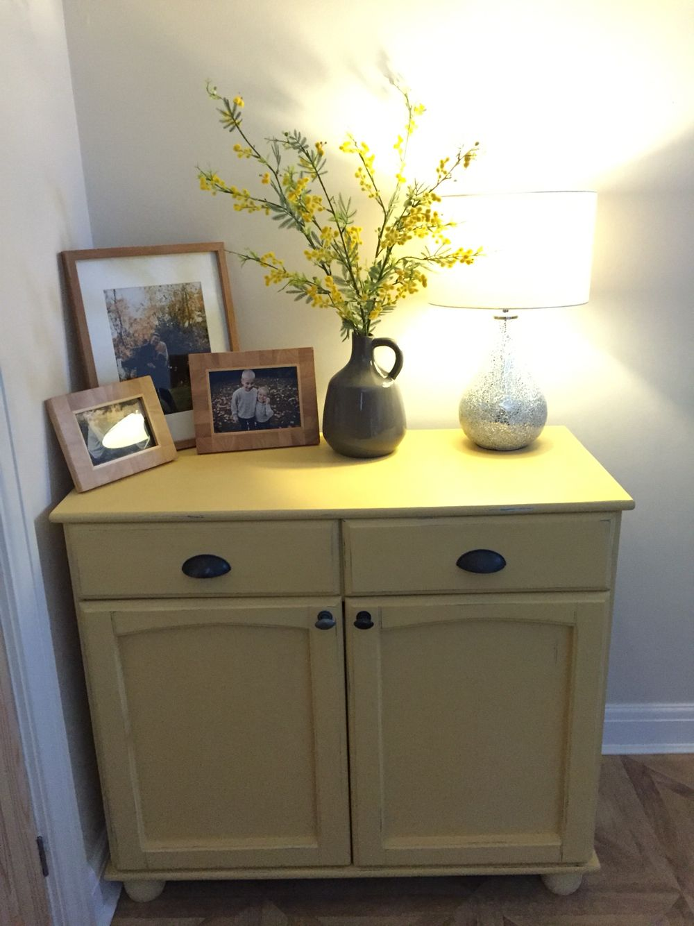 color ideas for painting furniture. Cupboard Painted In Rustoleum Mustard Chalk Paint Color Ideas For Painting Furniture E