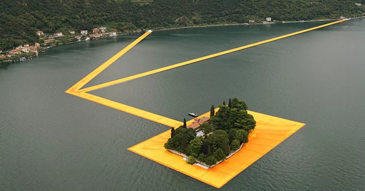 италия озеро желтые дорожки: 12 тыс изображений найдено в ...