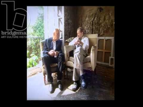 Clip of the Week - Freud in his studio - YouTube
