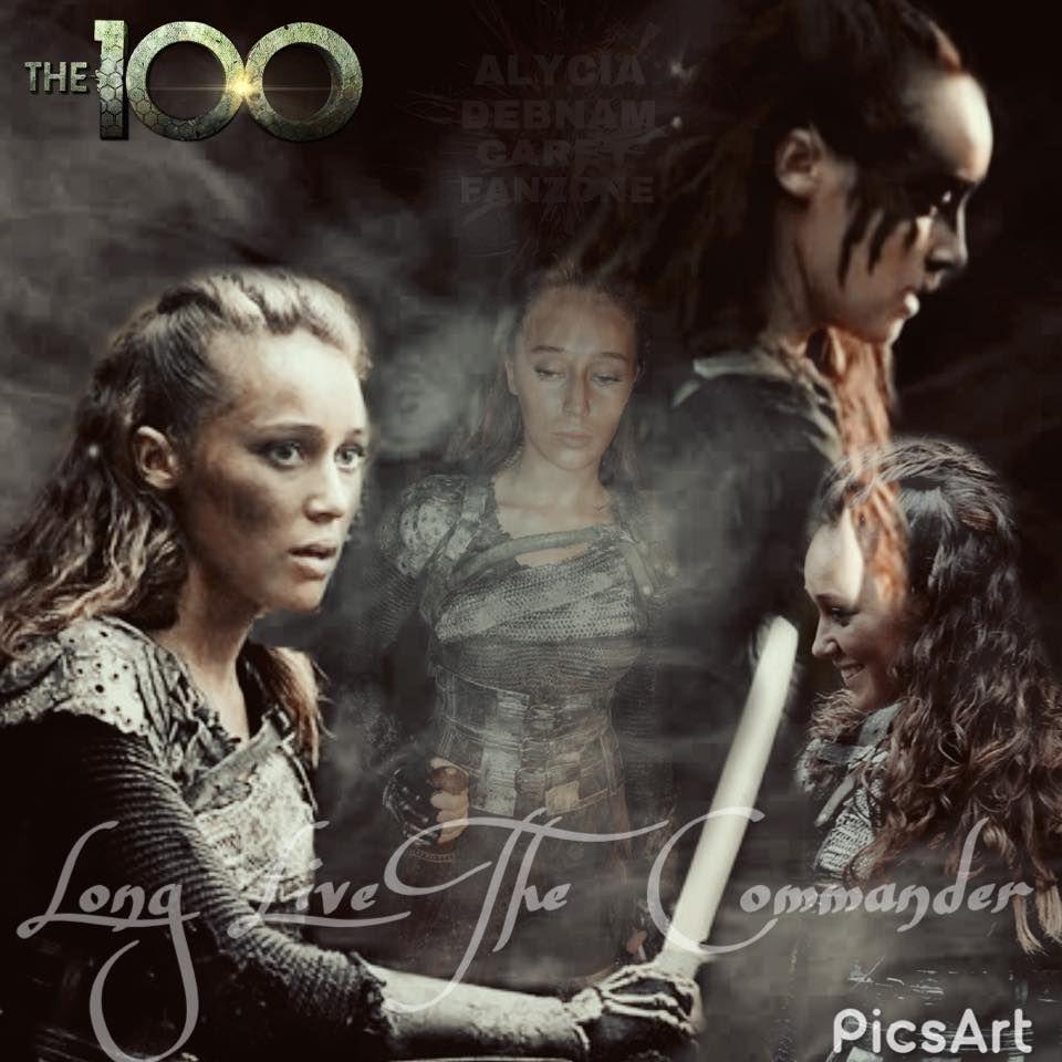 Pin on Clarke and Lexa