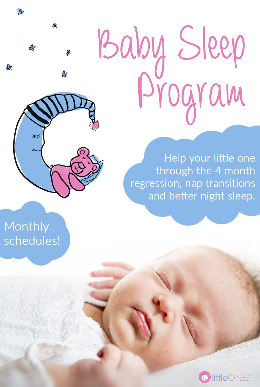5e1ec90ae Sleep Program for Better Baby Sleep