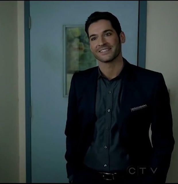 "Lucifer Season 2 Episode 16 ""God Johnson"" #TomEllis"