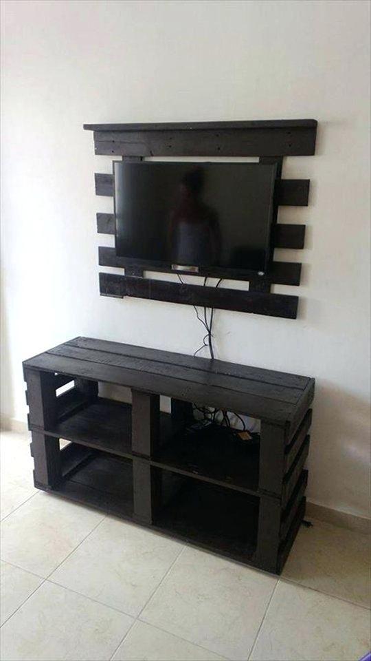 muebles de palets muebles hechos con palets 6 hacer muebles de - muebles reciclados