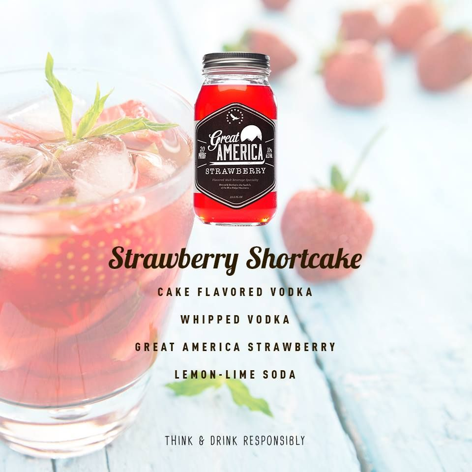 Pin By Great America On Strawberry Recipes (With Images