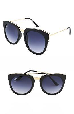 2237cdb75648 NEM Designer Haute Line 55mm Angular Sunglasses
