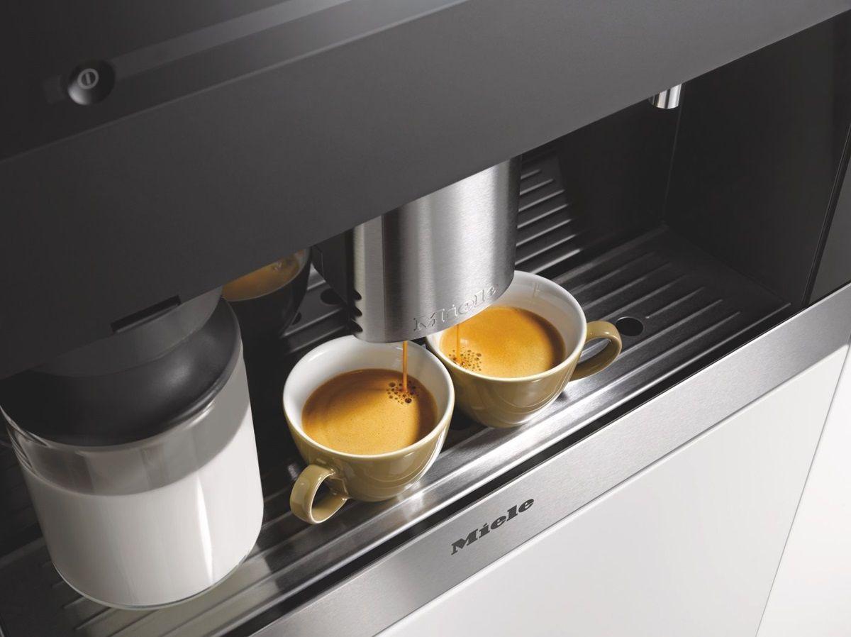 Machine à Café Encastrable Avec Broyeur Miele Pour Votre Cuisine Schmidt Café En Grains Ou Café Moul Cuisine Schmidt Machine A Cafe Encastrable Machine à Café