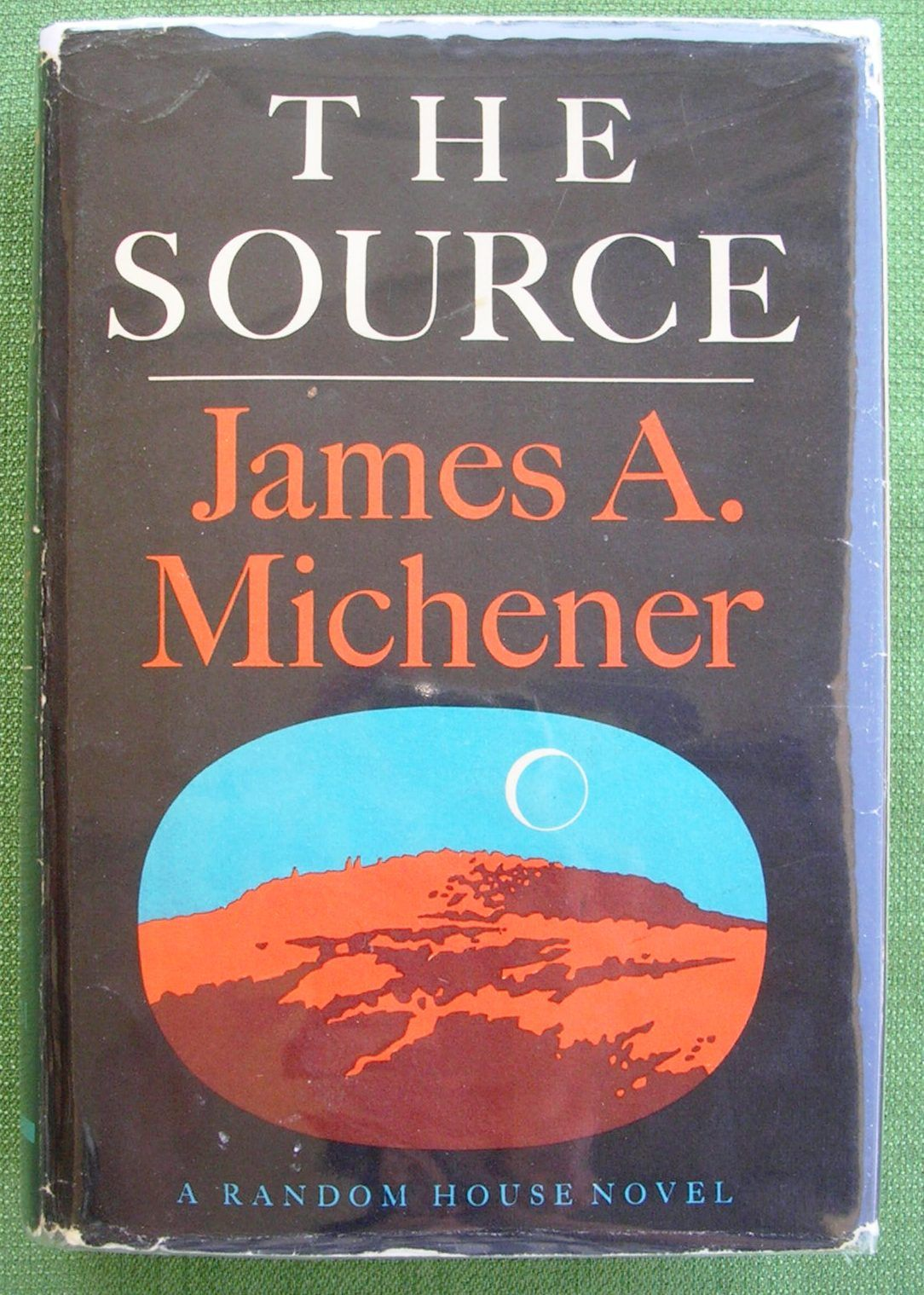 A Novel The Source