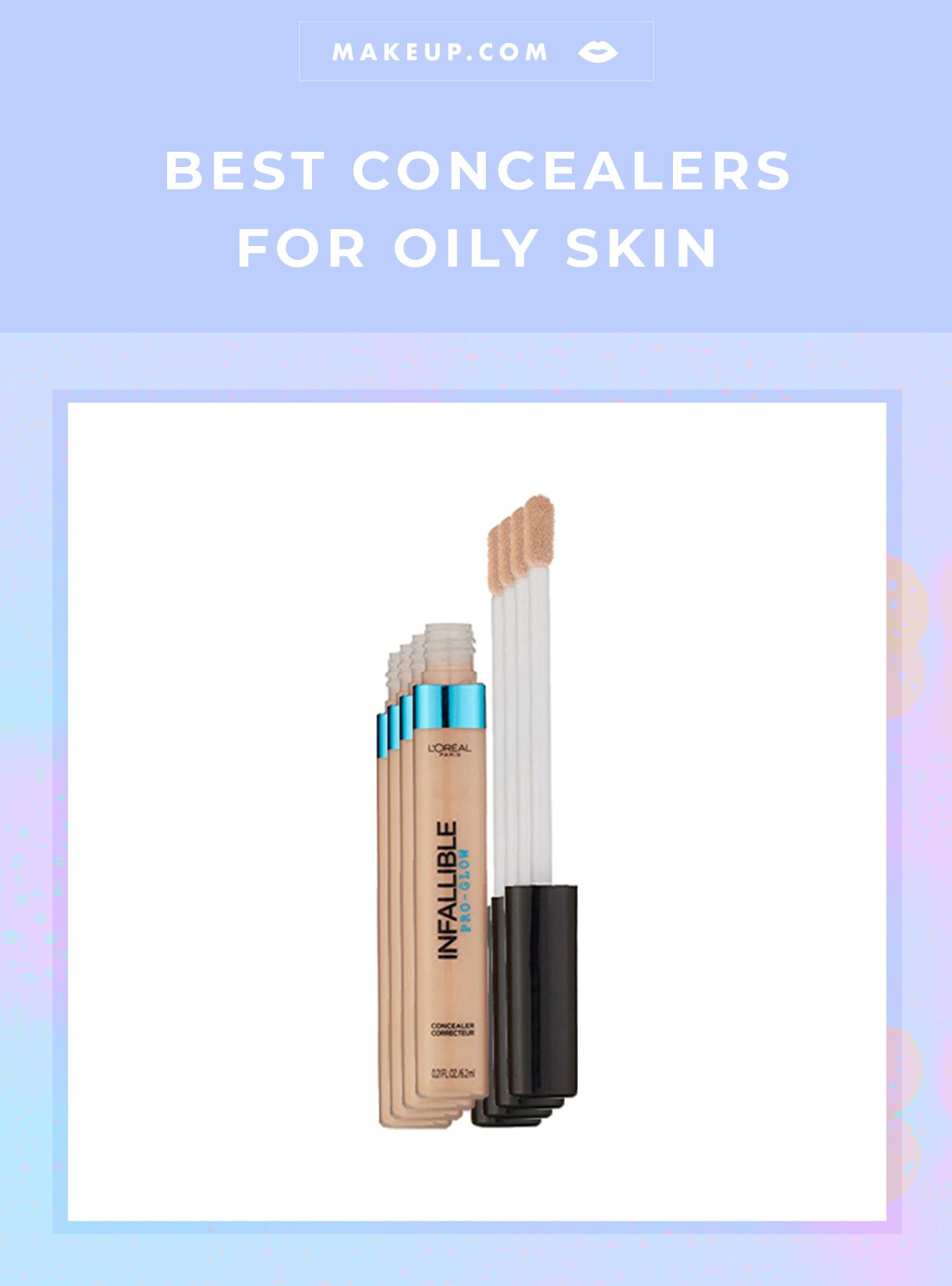 Best Concealers for Oily Skin | Oily skin, Best concealer ...