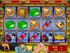 Игровые автоматы онлайн играть бесплатно гараж игровые автоматы классические