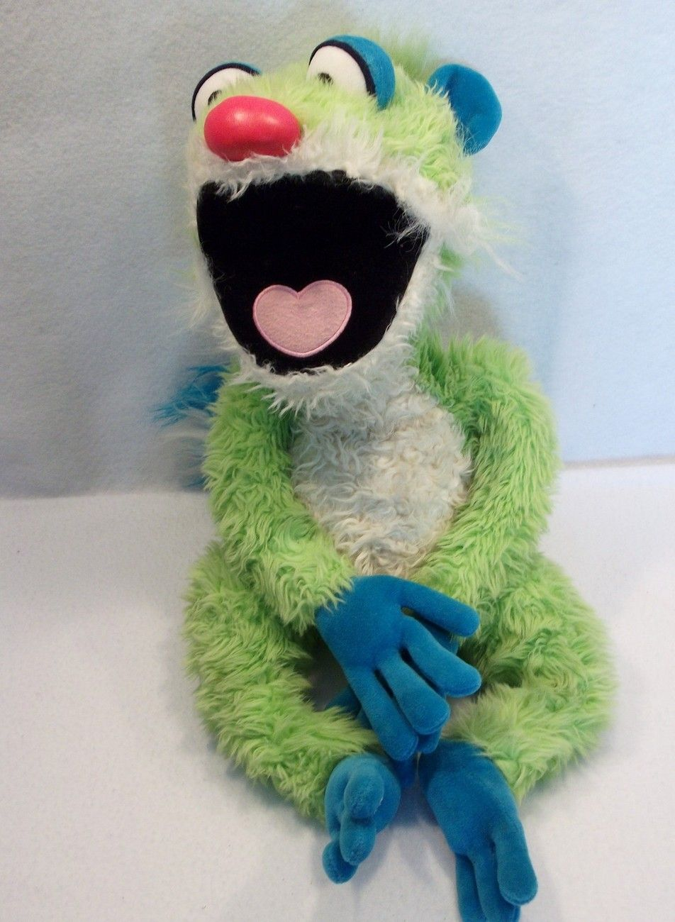 Disney Bear In The Big Blue House Treelo 22 Lemur Plush Toy