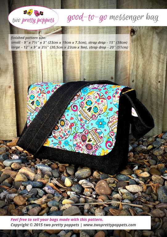 6 Free PDF Bag Patterns from the Craftsy Indie Designer Store | Nähen