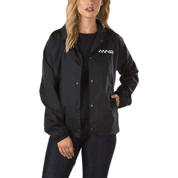 vans jacket womens