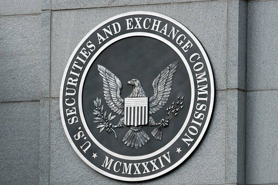 securities and exchange commission cryptocurrency