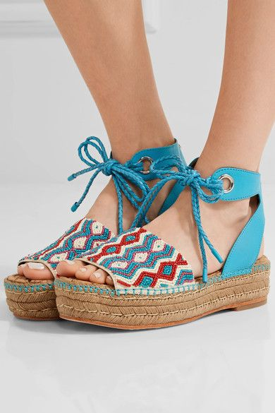 Sam Edelman Neera Beaded Espadrilles 2014 for sale cheap low cost cheap sale release dates xdjls