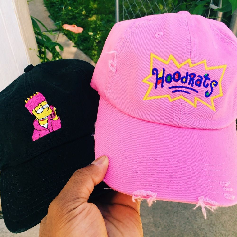 0f4762d3b62 Image of Hoodrats Dad Hat