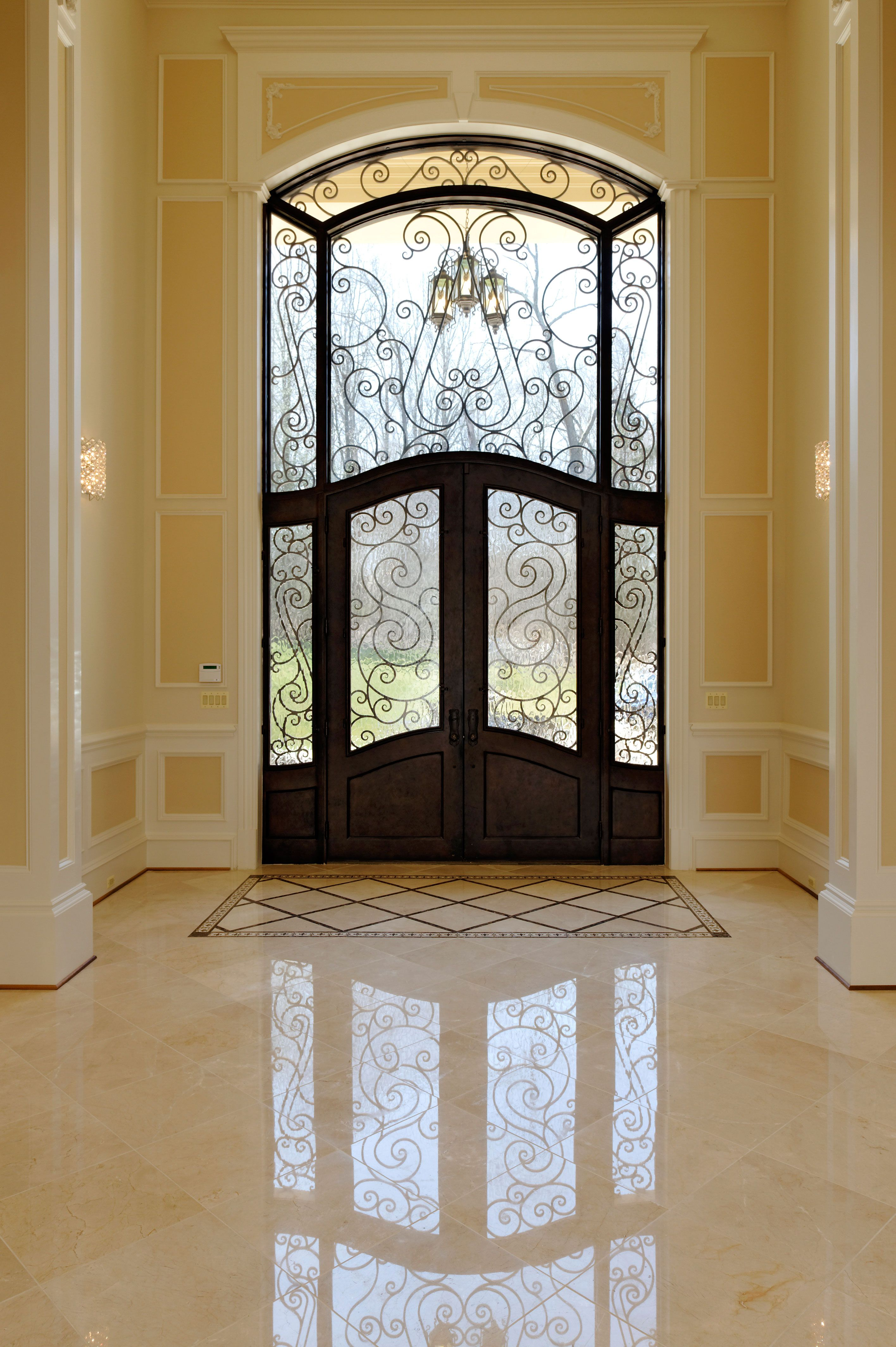 Grand entryway grand entryways pinterest grand for Grand front doors