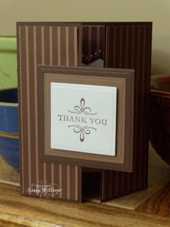 Procraftination: A chocolate chip thank you...
