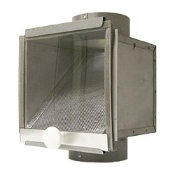Dryer Vent Duct Accessories In Line Lint Trap By American