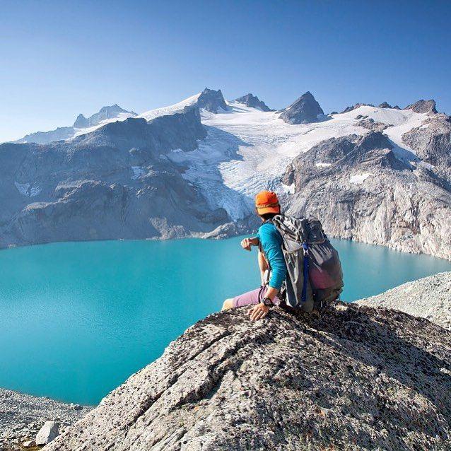 Alpine Lakes Wilderness  Washington USA  @alpine_amy  #hikingworldwide  ________________________________________ by hikingworldwide