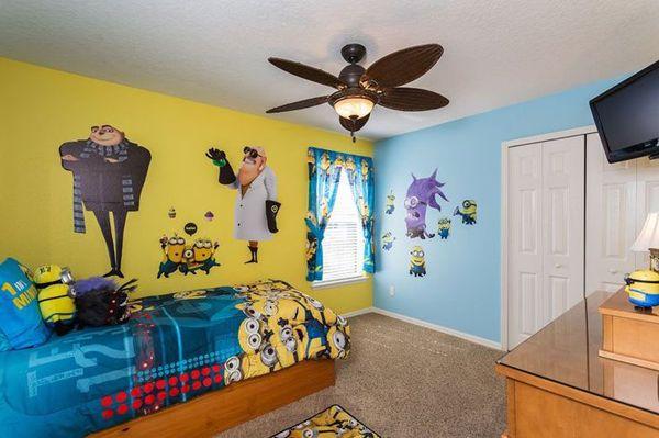 20 Most Wonderful Minion Decor Ideas Minion Room Decor Minion