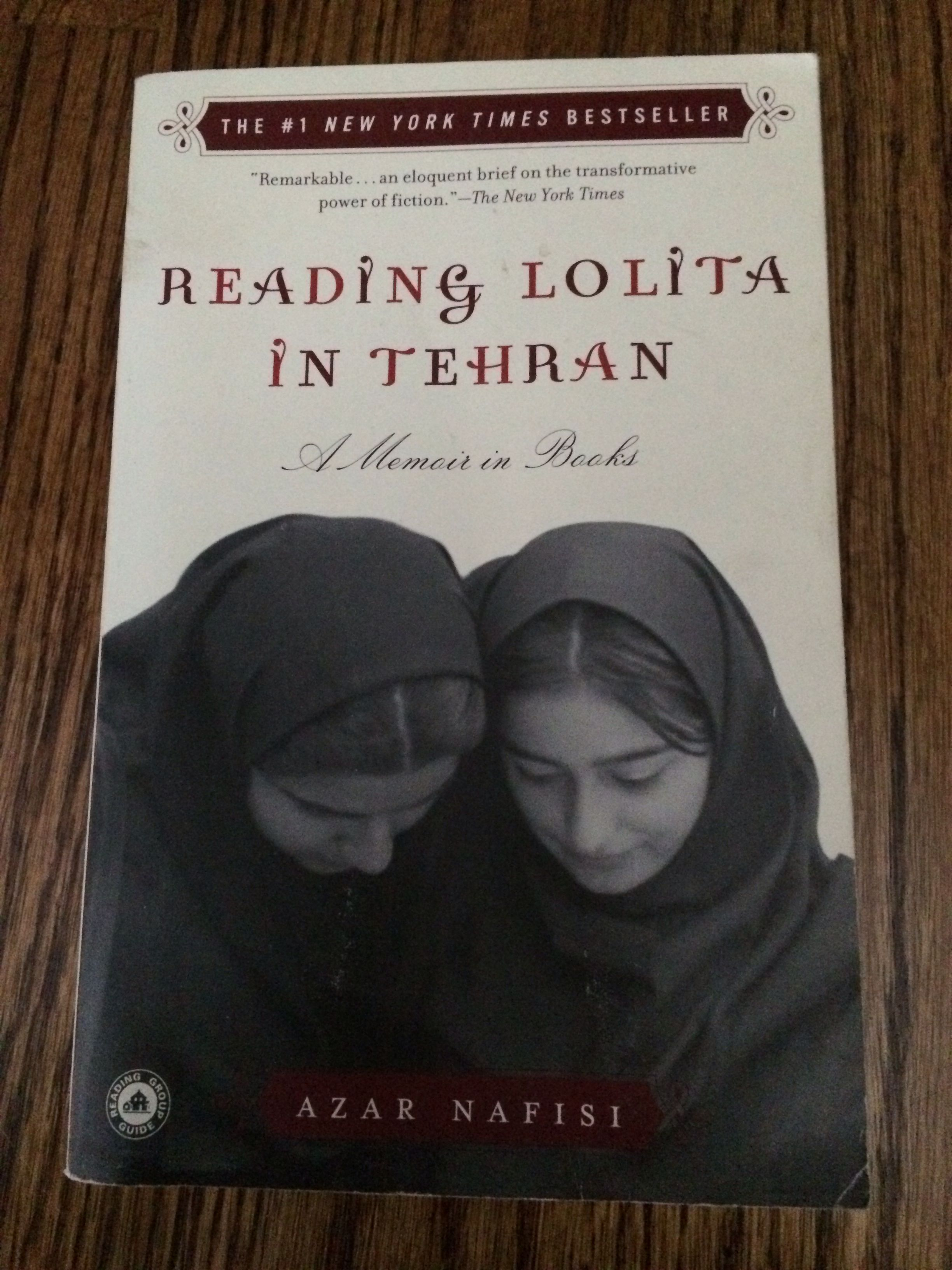 reading lolita in tehran themes Read free book excerpt from reading lolita in tehran by azar nafisi, page 3 of 4.