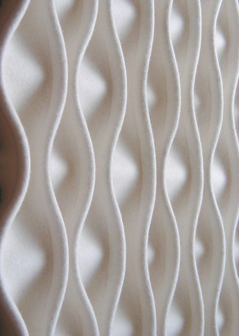 Decorative Acoustic Tiles Felt Decorative Acoustical Panels  Anne Kyyrö Quinn  Aesthetic