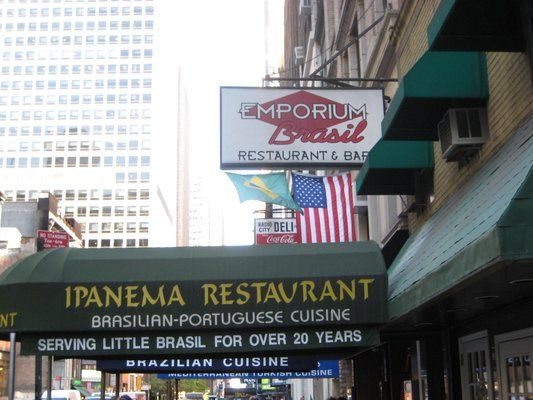 Great #BrazilianSteak at #Ipanemarestaurant on #46thSt in #LittleBrazil #NYC