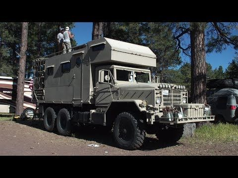 This Ex Military Off Road Recreational Vehicle Is A Craigslist
