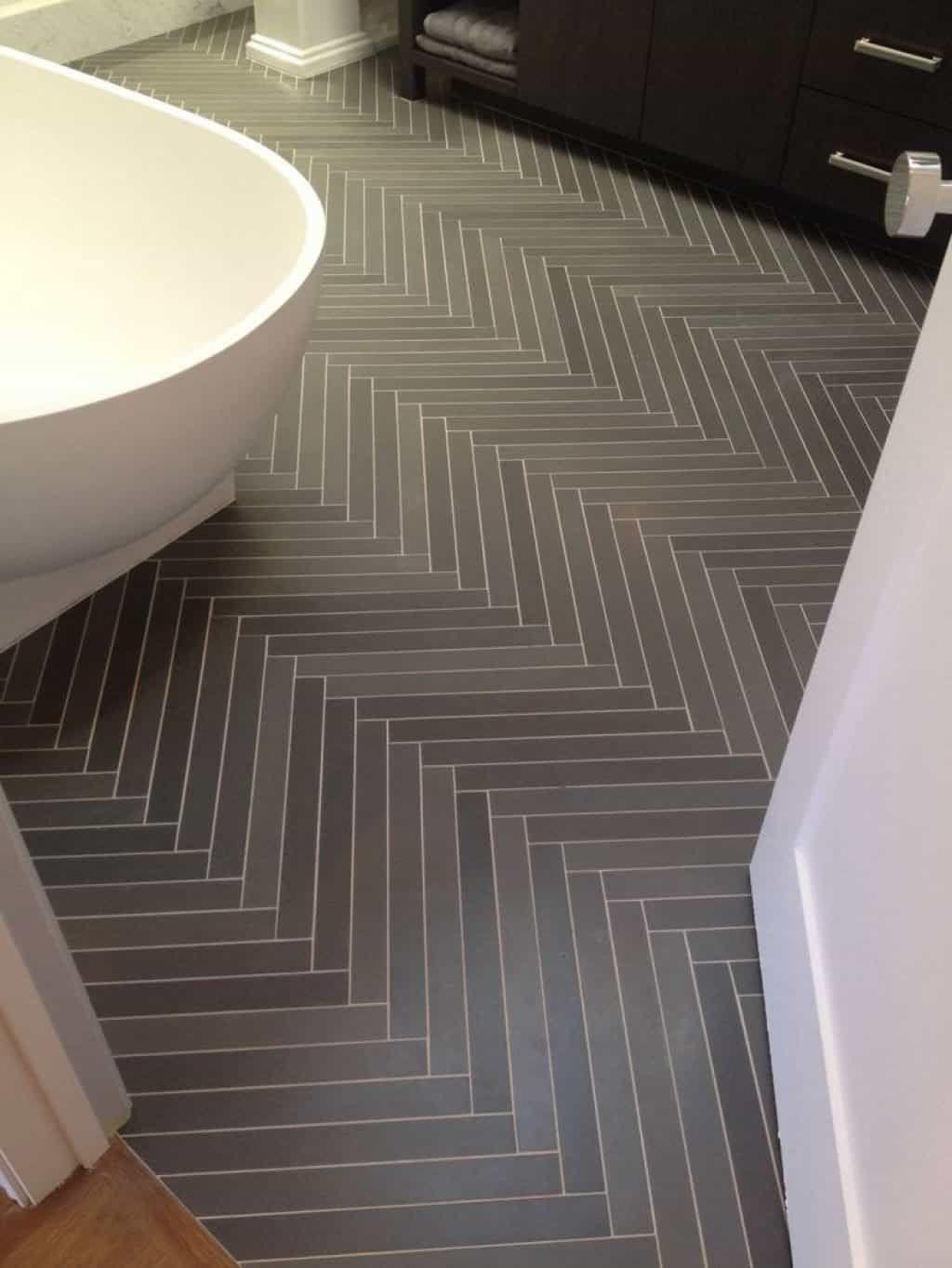 Durable Slate Interior Flooring In 2020 Herringbone Tile Floors Slate Interior Herringbone Tile